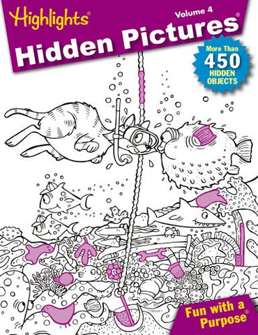 Highlights, Hidden Pictures 2009, Volume 4