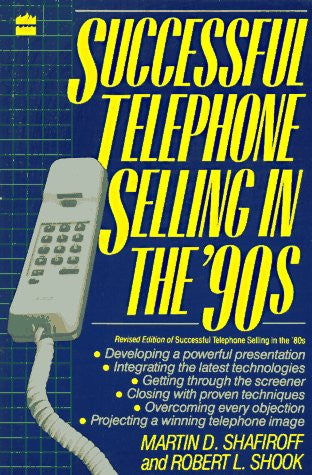 Successful Telephone Selling in the '90s