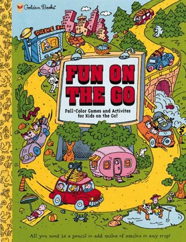 Fun on the Go (Golden Books)