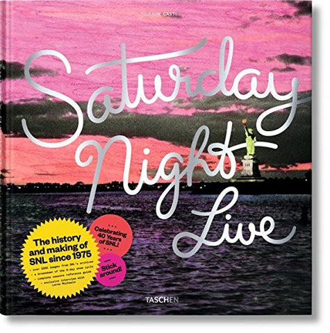 Saturday Night Live: The Book