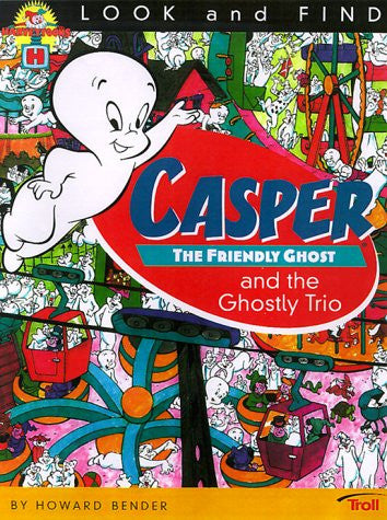 Casper the Friendly Ghost and the Ghostly Trio