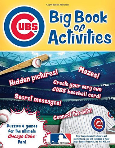 Chicago Cubs: The Big Book of Activities (Hawk's Nest Activity Books)