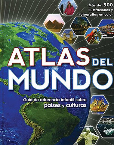 Atlas del Mundo (Family Reference) (Spanish Edition)