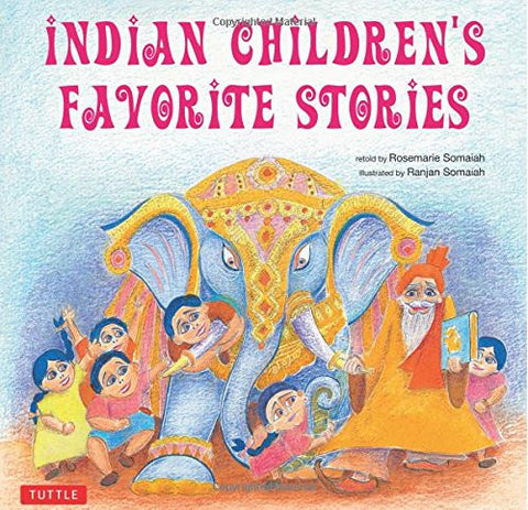 Indian Children's Favorite Stories