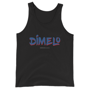 Dímelo Tank Top  - 2020 - DominicanGirlfriend.com - Frases Dominicanas - República Dominicana Lifestyle Graphic T-Shirts Streetwear & Accessories - New York - Bronx - Washington Heights - Miami - Florida - Boca Chica - USA - Dominican Clothing