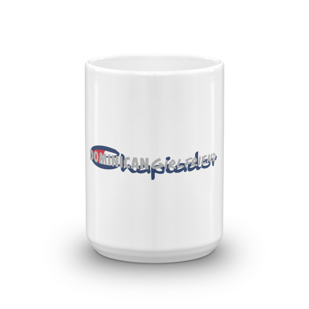 Chapiador Mug  - 2020 - DominicanGirlfriend.com - Frases Dominicanas - República Dominicana Lifestyle Graphic T-Shirts Streetwear & Accessories - New York - Bronx - Washington Heights - Miami - Florida - Boca Chica - USA - Dominican Clothing