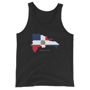 Republica Dominicana Tank Top  - 2020 - DominicanGirlfriend.com - Frases Dominicanas - República Dominicana Lifestyle Graphic T-Shirts Streetwear & Accessories - New York - Bronx - Washington Heights - Miami - Florida - Boca Chica - USA - Dominican Clothing