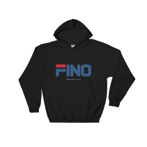 Fino Hoodie  - 2020 - DominicanGirlfriend.com - Frases Dominicanas - República Dominicana Lifestyle Graphic T-Shirts Streetwear & Accessories - New York - Bronx - Washington Heights - Miami - Florida - Boca Chica - USA - Dominican Clothing