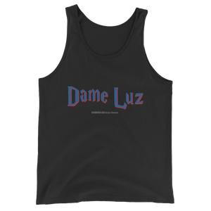 Dame Luz Tank Top  - 2020 - DominicanGirlfriend.com - Frases Dominicanas - República Dominicana Lifestyle Graphic T-Shirts Streetwear & Accessories - New York - Bronx - Washington Heights - Miami - Florida - Boca Chica - USA - Dominican Clothing