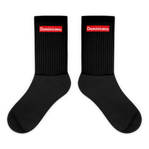 Dominicano Socks  - 2020 - DominicanGirlfriend.com - Frases Dominicanas - República Dominicana Lifestyle Graphic T-Shirts Streetwear & Accessories - New York - Bronx - Washington Heights - Miami - Florida - Boca Chica - USA - Dominican Clothing