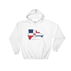 Republica Dominicana Hoodie  - 2020 - DominicanGirlfriend.com - Frases Dominicanas - República Dominicana Lifestyle Graphic T-Shirts Streetwear & Accessories - New York - Bronx - Washington Heights - Miami - Florida - Boca Chica - USA - Dominican Clothing