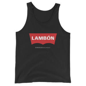 Lambón Tank Top  - 2020 - DominicanGirlfriend.com - Frases Dominicanas - República Dominicana Lifestyle Graphic T-Shirts Streetwear & Accessories - New York - Bronx - Washington Heights - Miami - Florida - Boca Chica - USA - Dominican Clothing