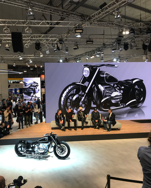 Blog Post No. 23 - BMW Motorrad - A Bavarian Soulstory - Episode 4: EICMA