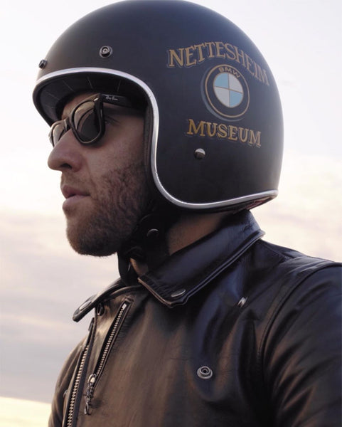 Blog Post No. 24 - BMW Motorrad - A Bavarian Soulstory - Episode 5: Tommy at the Nettesheim Museum