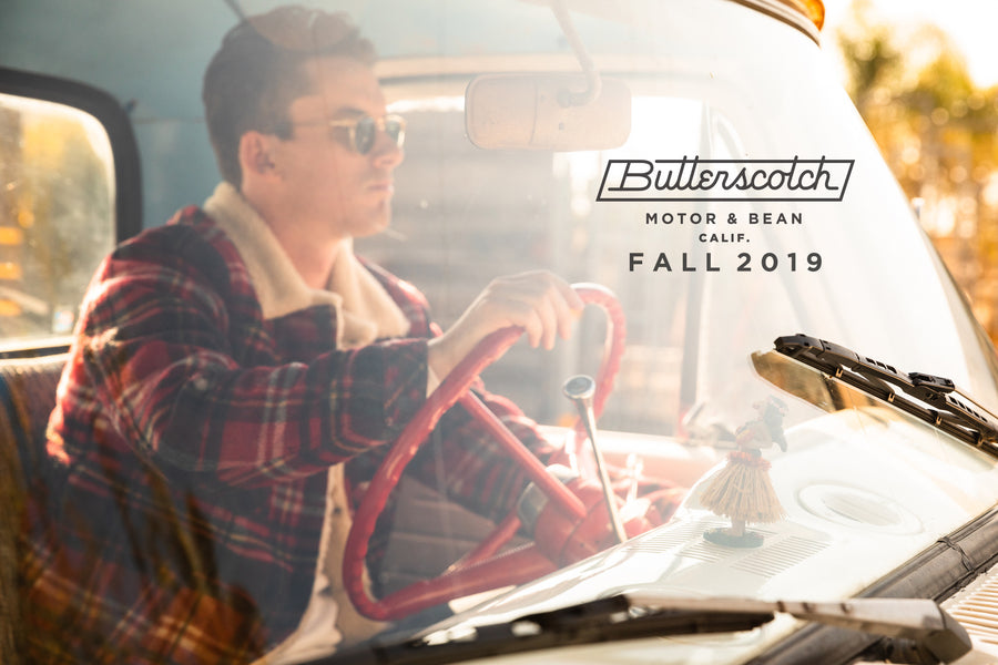 Blog Post No. 18 - ButterScotch Fall 2019 Looks - Analog Record Shop