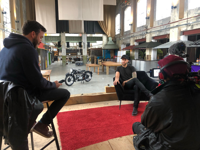 Blog Post No. 21 - BMW Motorrad - A Bavarian Soulstory - Episode 2: Pure & Crafted Festival (Amsterdam)
