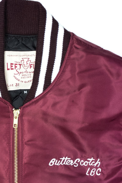 Blog Post No. 4 - ButterScotch x Left Field NYC 'LB Crew Jacket'