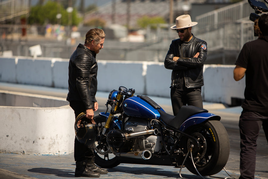 Blog Post No. 31 - BMW Motorrad - A Bavarian Soulstory - Episode 10: The BMW R 18 Dragster by Roland Sands