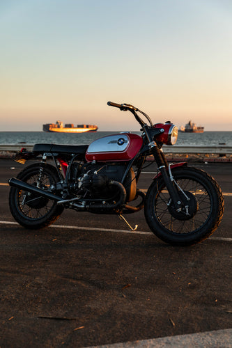 RoughChild Moto - 1973(1/2) BMW R75/5 -