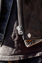 ADDICT Clothes - Double Riders Jacket - Horsehide Leather