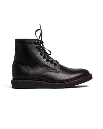 Oak Street Bootmakers x ButterScotch - Double Black Deckard Boot