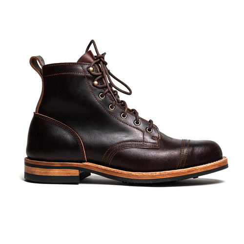 Truman Boot Co. - Java Waxed Flesh Boot