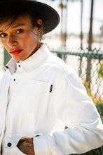 ATWYLD - Pursuit Garage Jacket - Vintage White