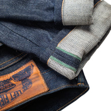 Left Field NYC - Charles Atlas - 'On The Road' 24oz Kevlar Selvedge