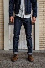 Left Field NYC - Atlas - 15oz Vertical Indigo