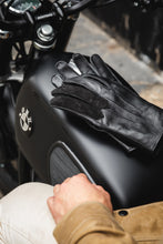 ADDICT Clothes - Horsehide Racing Gloves - Black
