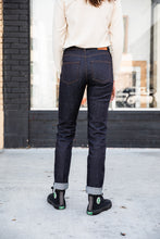 Naked & Famous Women's - High Skinny - Nightshade Stretch Selvedge