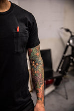 Nudie - Kurt Worker Tee - Black