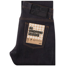 Naked & Famous - Weird Guy - All Conditions Denim