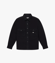 Knickerbocker - CPO Overshirt - Black