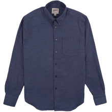 Naked & Famous - Easy Shirt - Classic Flannel - Blue