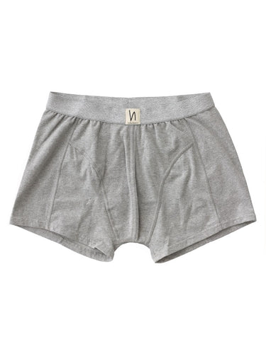 Nudie - Boxer Briefs - Heather Grey