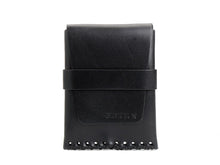 Billykirk - Leather Card Case - Black
