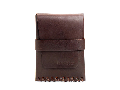 Billykirk - Leather Card Case - Brown