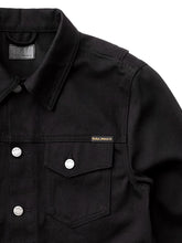 Nudie - Tommy Denim Jacket - Dry Black Twill