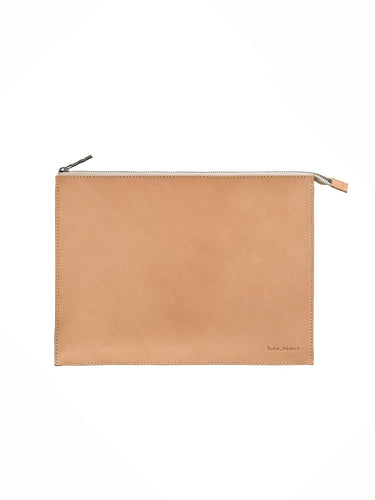 Nudie - Ovesson Natural Leather Laptop Case