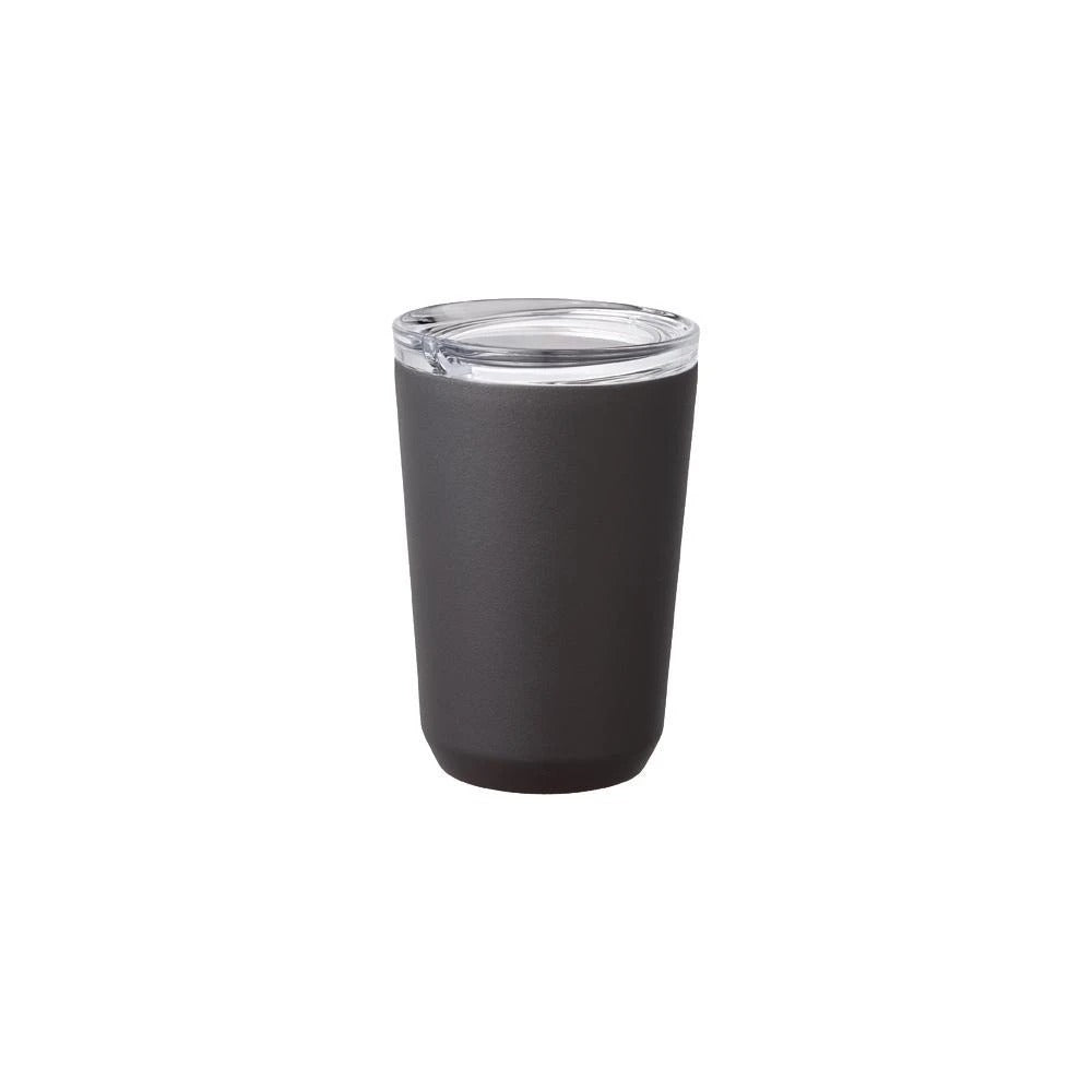 Kinto Japan - TO GO TUMBLER 360ml / 12oz - Black