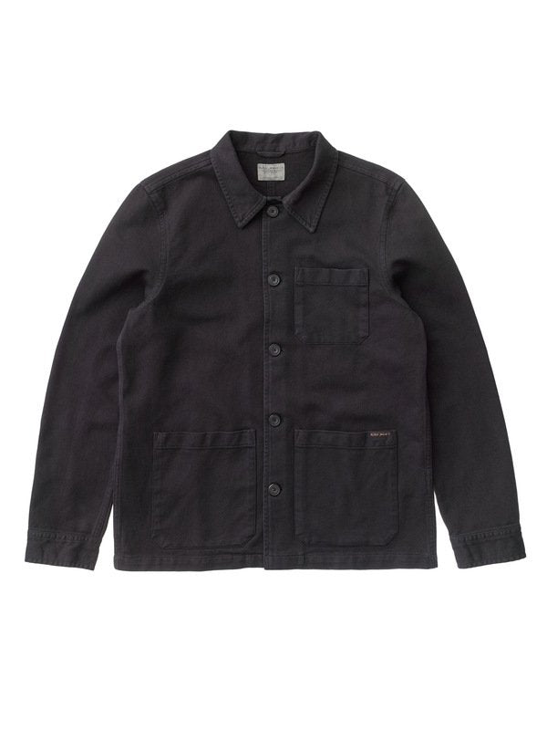 Nudie - Barney Worker Jacket - Black