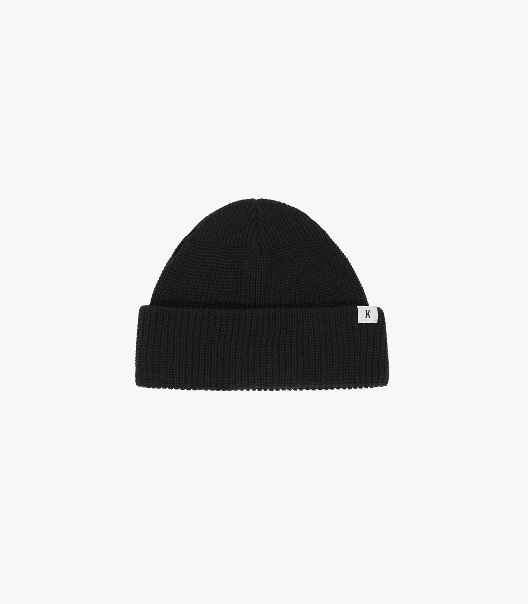 Knickerbocker -  Watch Cap II - Black