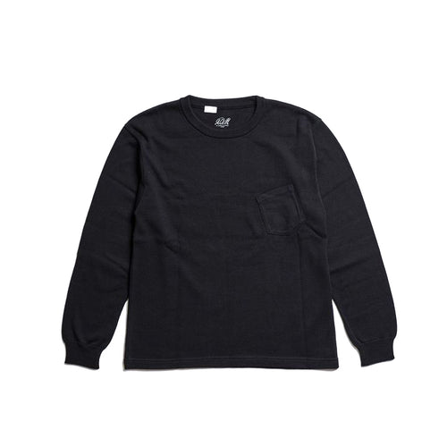 ADDICT Clothes - HeavyWeight Long Sleeve - Black
