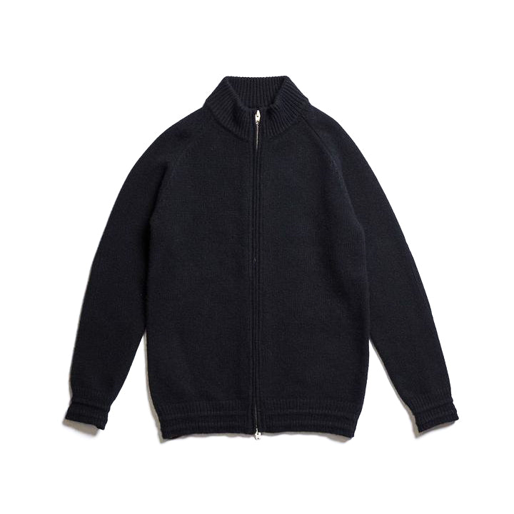 ADDICT Clothes - Wool Drivers Knit - Black