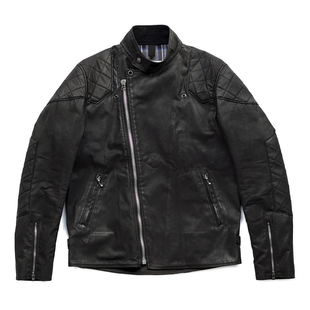 Addict Clothes - Waxed Resistance Jacket