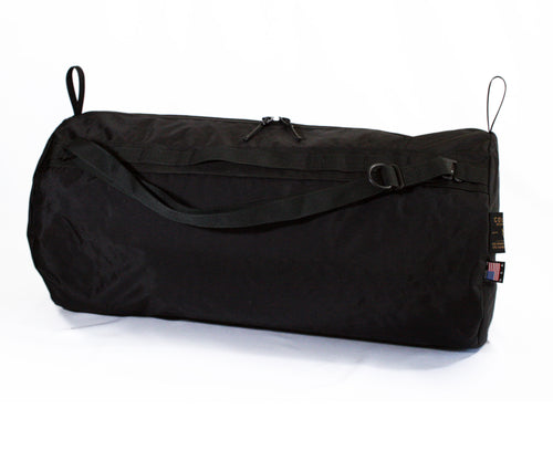 Colfax Design Works - AADB_39 / Adaptable Duffle Bag - Black
