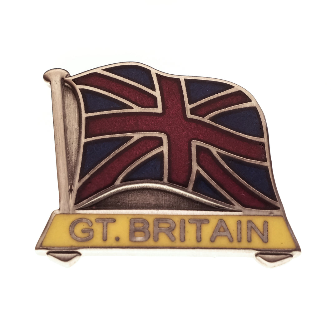 ADDICT Clothes - Great Britain Pin