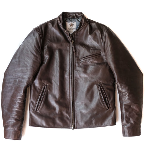 Golden Bear x ButterScotch - Anderson Horsehide Cafe Jacket