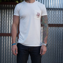ButterScotch - BS Logo Shop Tee - Ivory